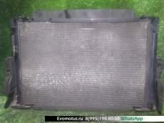 Радиатор двигателя  2AZ-FE TOYOTA ALPHARD ANH20  (Тойота Альфард)