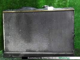 Радиатор двигателя  1JZ-GE TOYOTA PROGRES JCG10  (Тойота Прогрес)