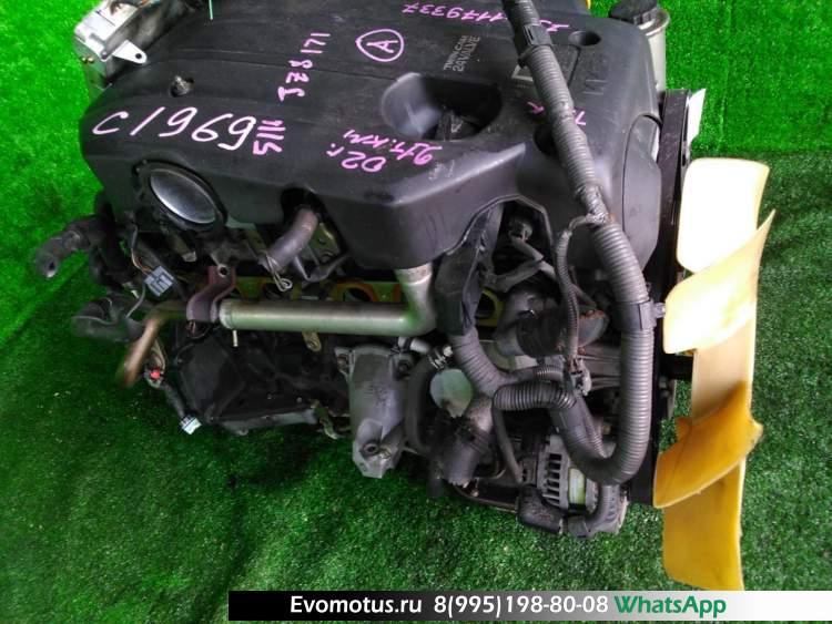 Двигатель 1JZ-FSE TOYOTA CROWN JZS171 (Тойота Краун )