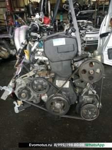Двигатель 5E TOYOTARAUM EXZ10 (Тойота Раум)