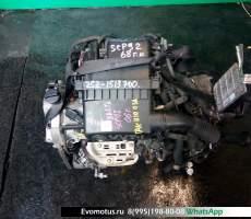 Двигатель  2SZ-FE TOYOTA BELTA SCP92  (Тойота Бельта )