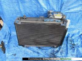 Радиатор двигателя  1KR TOYOTA VITZ KSP90  (Тойота Витц )