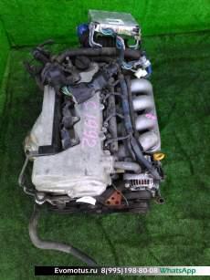 Двигатель 2ZZ-GE TOYOTA FIELDER ZZE123 (Тойота Вилдер)
