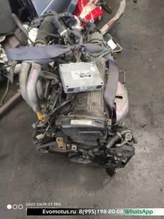 Двигатель 4E TOYOTACYNOS EL52 (Тойота Цинос)