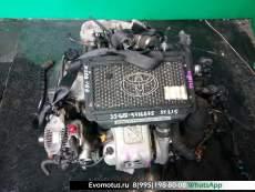 Двигатель  3S-GTE TOYOTA CALDINA ST215  (Тойота Калдина)