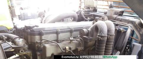 двигатель 6D16-T MITSUBISHI FUSO FM622, FK622, FM652 (мицубиси фусо)