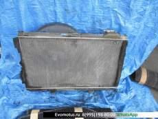 Радиатор двигателя  2JZ TOYOTA CROWN MAJESTA JZS155  (Тойота Краун Маджеста)