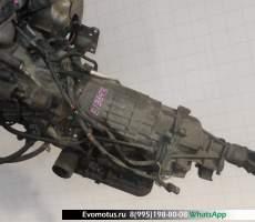 АКПП TZ1B5LBZAA на EJ205 SUBARU FORESTER SG5 (субару форестр)