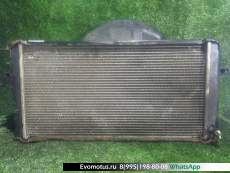 радиатор основной на 7K-E TOYOTA  TOWNACE KM80 (Тойота Таун Эйс)