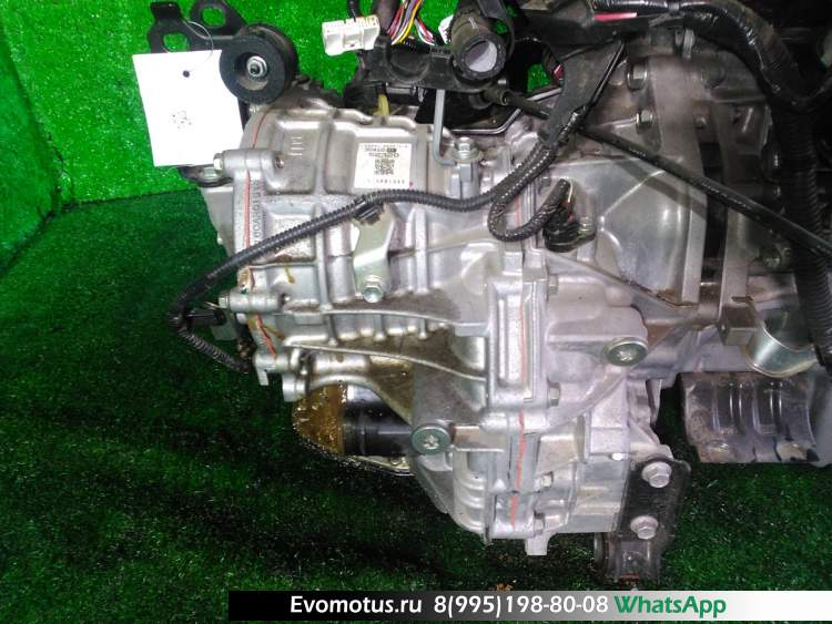 акпп  K41102A C3498 на 1NR-FKE TOYOTA  VITZ NSP130 (Тойота Витц)