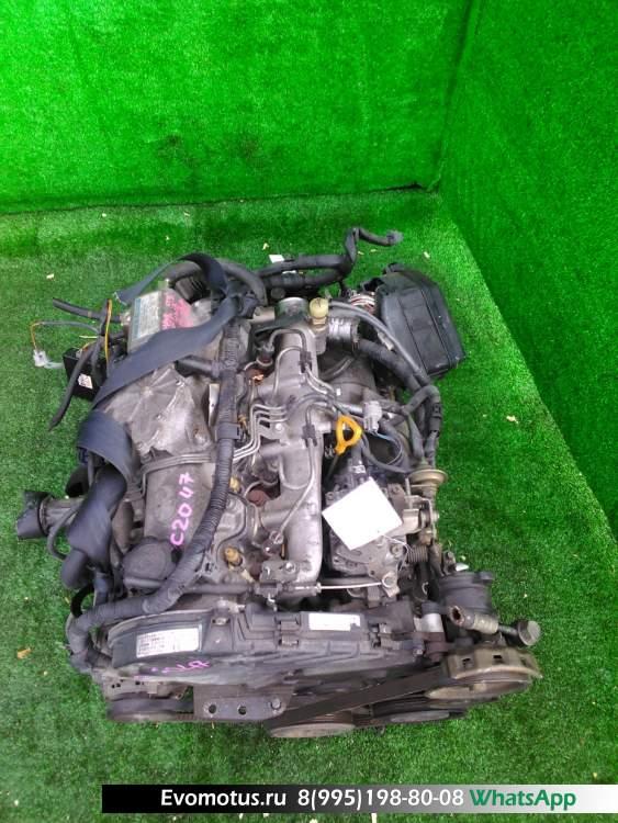 двигатель на 2C TOYOTA  CALDINA CT198;CT195;CE109;CE114 (Тойота Калдина)