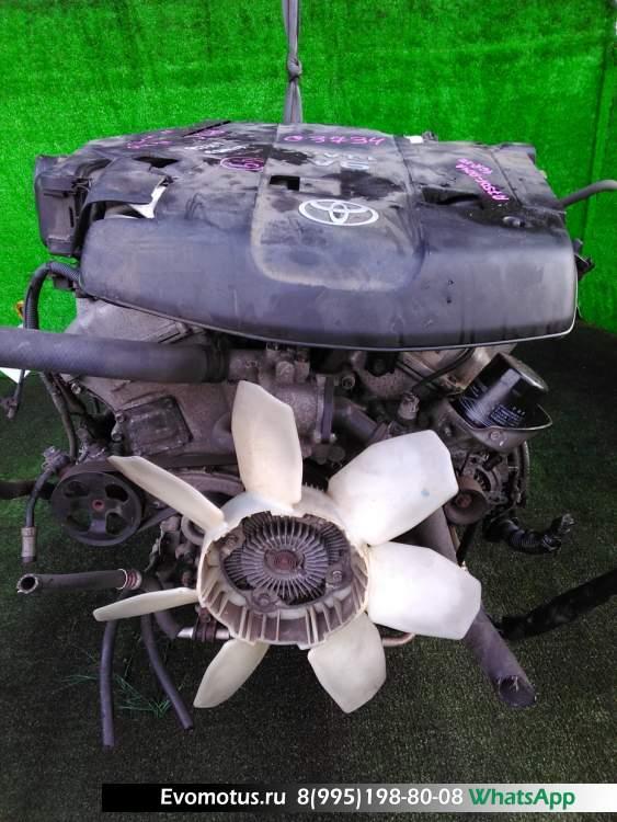 двигатель на 1GR-FE TOYOTA  SURF GRN215 (Тойота Сюрф)
