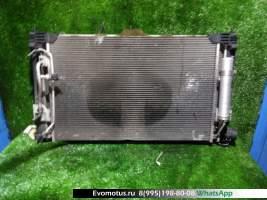 радиатор двигателя 4B12 на MITSUBISHI DELICA D5 CV5W  (Мицубиси Делика)