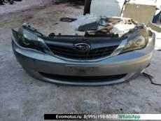 Ноускат Subaru Impreza GH2 EL15  серый C6Z