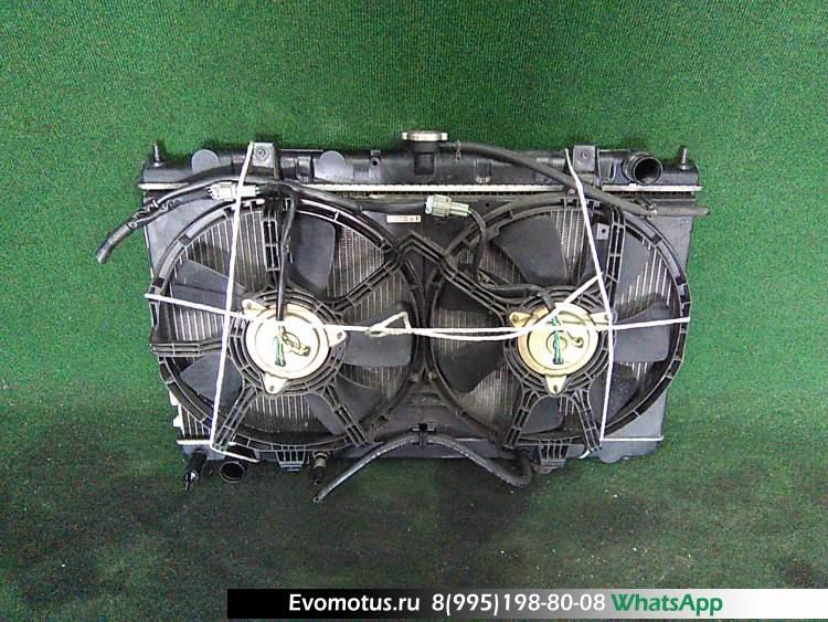 радиатор двигателя  yd22dd NISSAN AD y11 (Ниссан Ад)