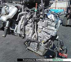 АКПП (вариатор) K6A на SUZUKI WAGON R MH23S (сузуки вагон р) 2 вд