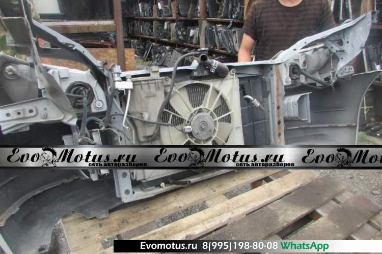 Ноускат TOYOTA PLATZ NCP12 (тойота платц) 1 модель