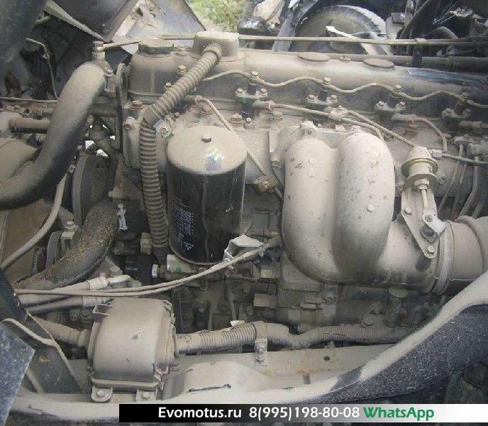 двигатель 6D16 на MITSUBISHI CANTER (мицубиси кантер)