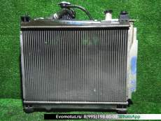 Радиатор двигателя  2NZ-FE TOYOTA VITZ NCP10  (Тойота Витц )
