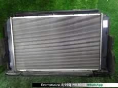 Радиатор двигателя  2AZ-FE TOYOTA VELLFIRE ANH20  (Тойота Веллфайр )