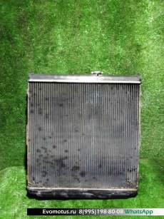 радиатор основной на 1KZ-TE TOYOTA  PRADO KZJ78 (Тойота Прадо)