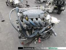 Двигатель 1NZ-FE TOYOTA COROLLA SPACIO NZE121 (Тойота Королла Спасио)