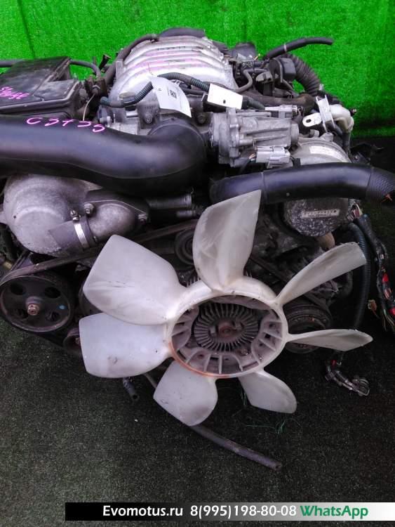 двигатель 1UZ TOYOTA  CROWN MAJESTA UZS151 (Тойота Краун Маджеста)