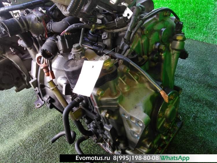 АКПП RE0F21A на CGA3DE NISSAN  CUBE ANZ10 (Ниссан Куб)