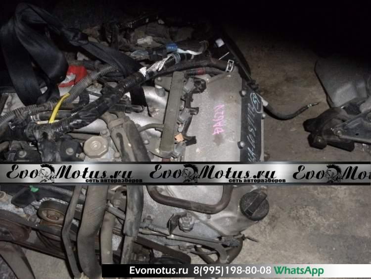 Двигатель K6A на SUZUKI EVERY DA62V (сузуки эвери)