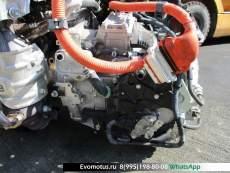 АКПП P314-02A на 2ARFXE TOYOTA HARRIER AVU65 (Тойота Нарриер)
