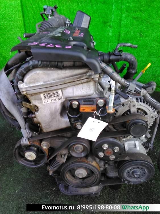 двигатель на 2AZ-FE TOYOTA  RAV4 ACA31;ACA33 (Тойота Рав 4)