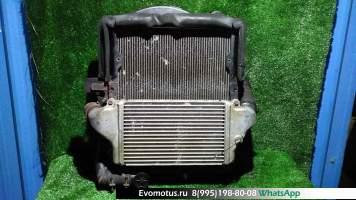 радиатор двигателя 4M42T на MITSUBISHI CANTER FD70B  (Мицубиси Кантер)