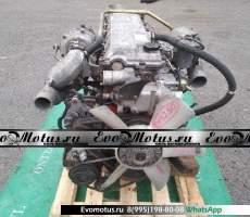 двигатель J08CT на HINO RANGER GD1J (хино ренжер) мех тнвд