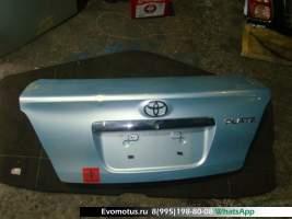 Крышка багажника Toyota Platz NCP12 1NZFE
