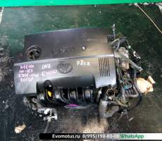 Двигатель  1NZ-FE TOYOTA COROLLA FIELDER NZE164  (Тойота Королла Филдер)