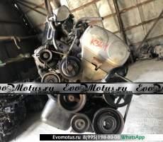 двигатель 4AGE на TOYOTA MARINO AE101 (тойота марино)