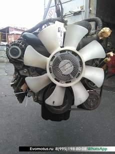двигатель rf-t на MAZDA BONGO sef8t (Мазда Бонго)