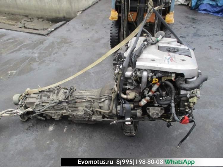двигатель ZD30DDTI  на NISSAN TERRANO R50 (ниссан террано)