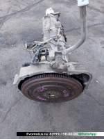 МКПП TY755VS7AA на EJ20 SUBARU FORESTER SG5 (субару форестер)