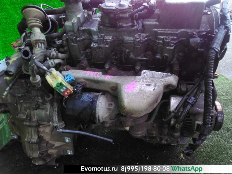 двигатель на 3C-E TOYOTA  SPRINTER CE113 (Тойота Спринтер)