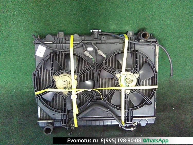 радиатор двигателя  yd25ddti NISSAN PRESAGE u30 (Ниссан Пресаж)