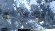 Мост на d5 MAZDA BONGO se58t (Мазда  БОНГО) задний