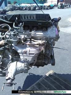 двигатель zj-ve на MAZDA DEMIO dy3w (Мазда Демио)
