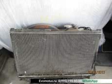 Радиатор двигателя  2JZ TOYOTA CROWN JZS155  (Тойота Краун )