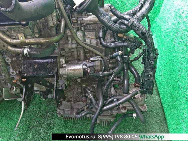 АКПП RE0F09A на VQ35DE NISSAN  MURANO PNZ50 (Ниссан Мурано)