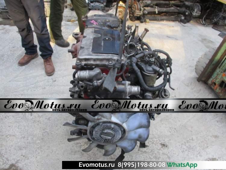 Двигатель J05C  HINO DUTRO FB4JCAD (хино дутро)