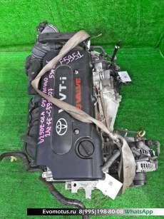 Двигатель 2AZ-FE TOYOTA CAMRY ACV40 (Тойота Камри)