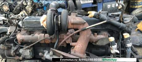 двигатель 6D15T MITSUBISHI FUSO FM656 (мицубиси фусо)