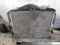 Радиатор двигателя  1KZ-TE TOYOTA HIACE KZH116  (Тойота Хайс)