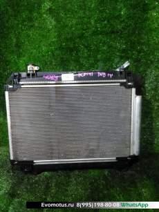 Радиатор двигателя  1NZ-FE TOYOTA SPADE NCP141  (Тойота Спэйд )